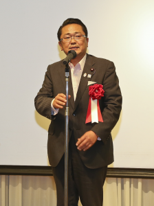 丹羽副大臣挨拶