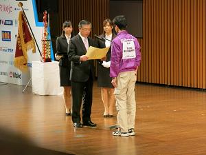 日本理科教育振興協会_表彰状授与1